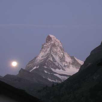 5.30am in Zermatt