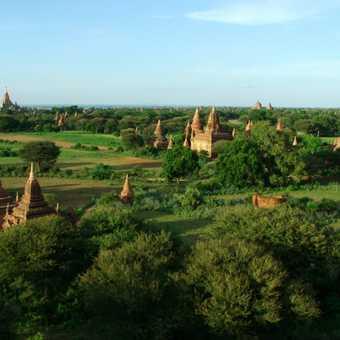 The Plain of Bagan