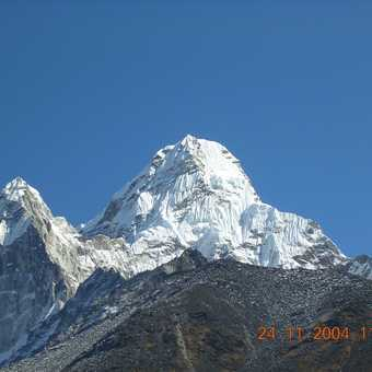 Ama Dablam, an exquisitely beautiful mountain