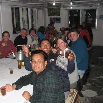 Celebrating the last day of Trek