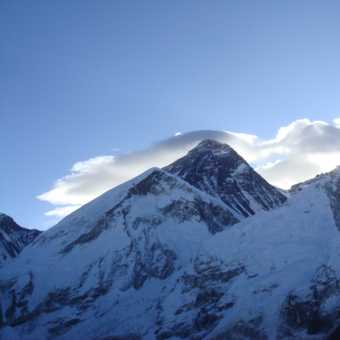 Everest from kalapathar