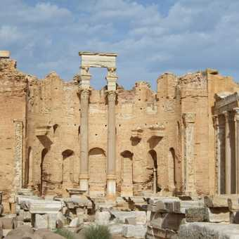 Theatre at Leptis Magna
