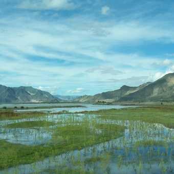 tibeian plains, train ride view june 2008