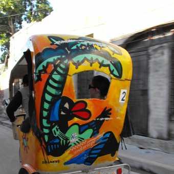 Bicycle tour, Camaguey