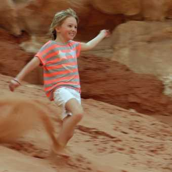 Dune running