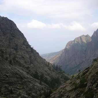 Monte Cinto climb