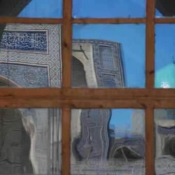 Inside Char Minar