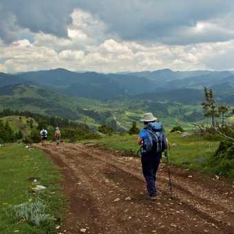 Walking doen Sveti Ilya