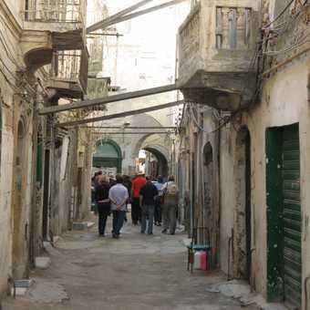 Tripoli, Medina street scene