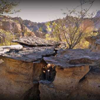 Isalo National Park landscape
