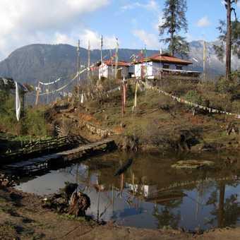 Gompa at Tshoka