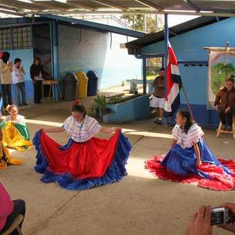 La Escuela Trinidad Dota