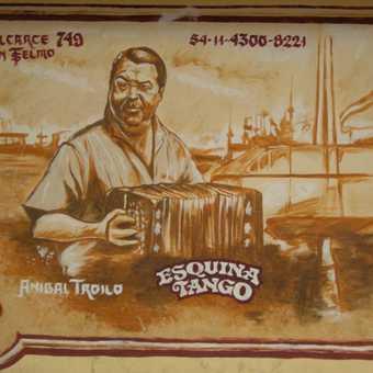 Tango Bar BA