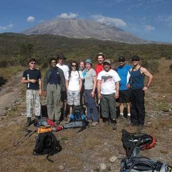 Day 2: Dream Team With Kilimanjaro In The Background