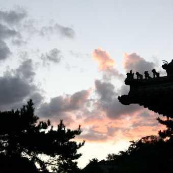 Beautiful Chinese Sky