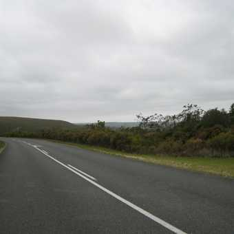 empty road - with a descent!!