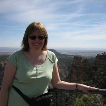Me at the Grand Canyon April 2007