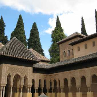 Court of the Lions - Alhambra