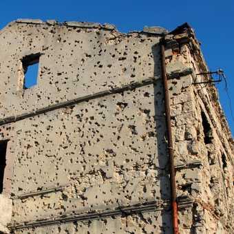 Former Front Line, Mostar
