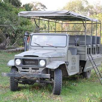 Pantanal Transport