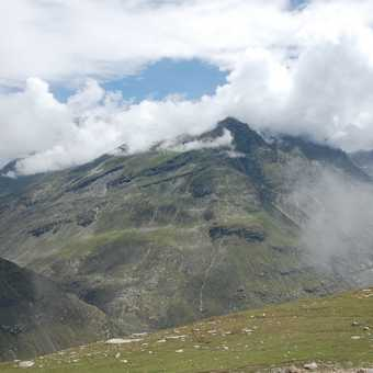 View from the Rhotang Pass