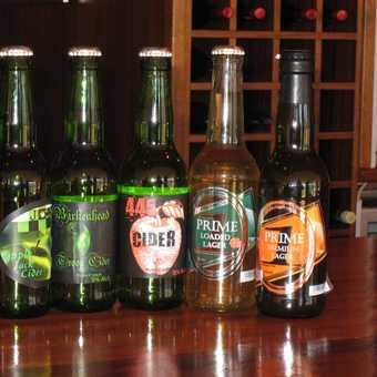 Birkenhead liquid in a bottle
