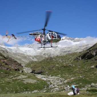 Chopper at Trift