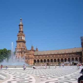 Seville-Plaza Espania