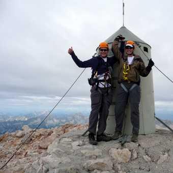 Summit of Triglav
