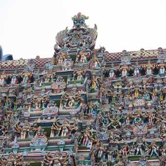 Madurai temple