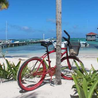 Time to relax on Ambergris Caye