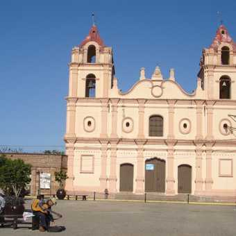 Church in Camaguey.
