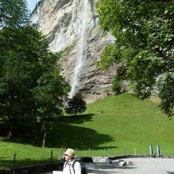 Staubach Falls