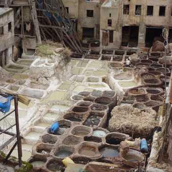 Fez Tanneries