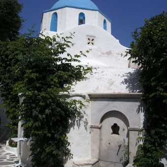 Streets of Paros