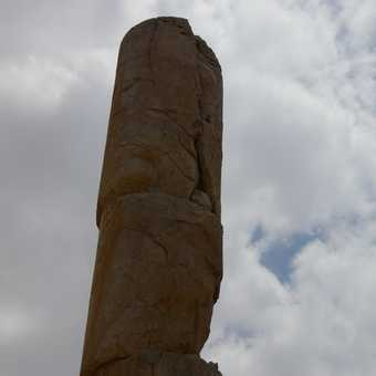 Monument at Mt Nebo