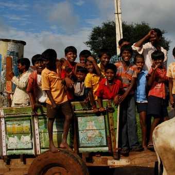 cart kids