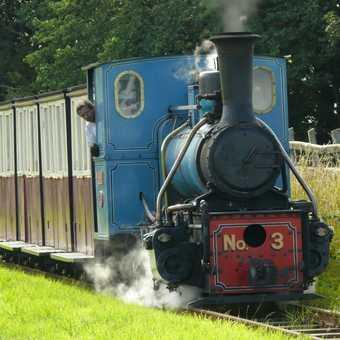 GC Steam railway