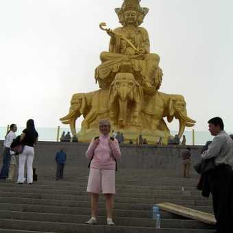 Golden Budda