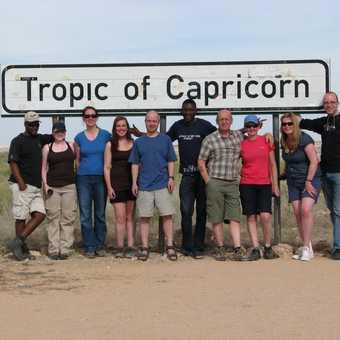 The Fab 10, Tropic Of Capricorn, Namibia