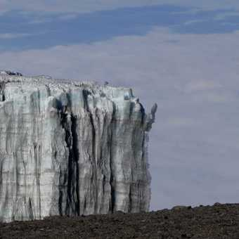 If a glacier disapears on a mountain and no one ever saw it, was it ever there?