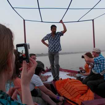 Gajraj, the greatest tour guide in India