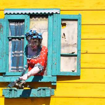 Colourful House - La Boca