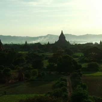 The Mahabodi Temple, Bagan