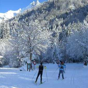 the Chamonix trails 1