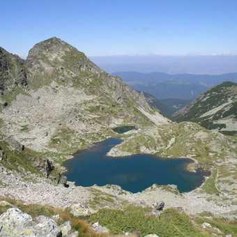 Elenino Lake