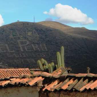 Welcome to Peru.