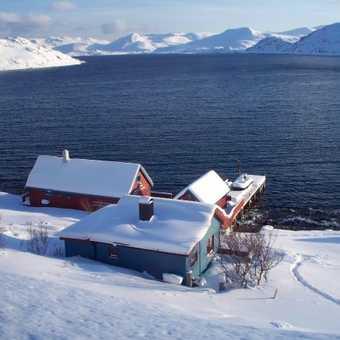 farmhouse in Lapland
