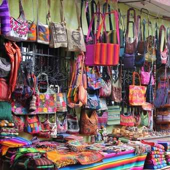 Colours of Santiago Atitlan