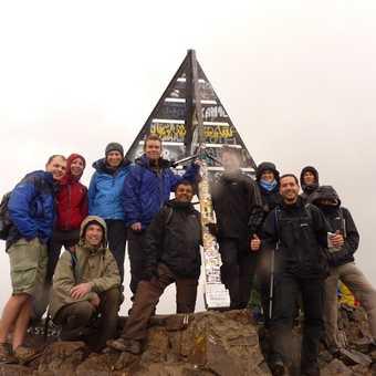 Mt Toubkal conquered
